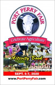 Port Perry Fair Activity Book